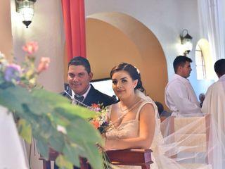 La boda de Sandra y Marvin
