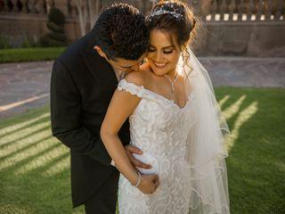 La boda de Belinda y Rogelio
