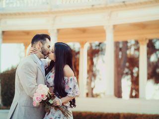 La boda de Danitzia y Fernando 1
