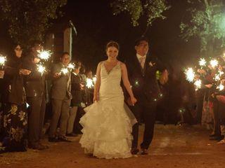 La boda de Sandy y Rulo