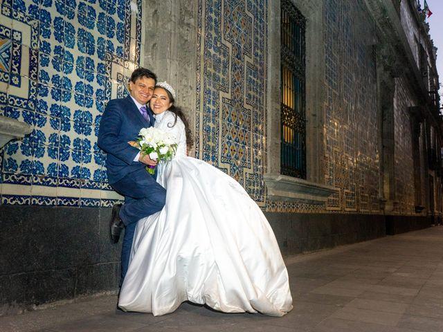 La boda de Karla y Rodolfo