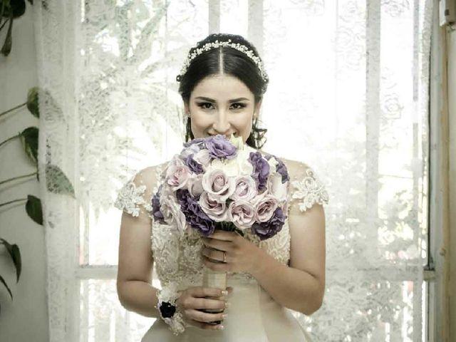La boda de Ernesto y Alejandra en Ecatepec, Estado México 1