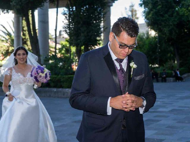 La boda de Ernesto y Alejandra en Ecatepec, Estado México 2