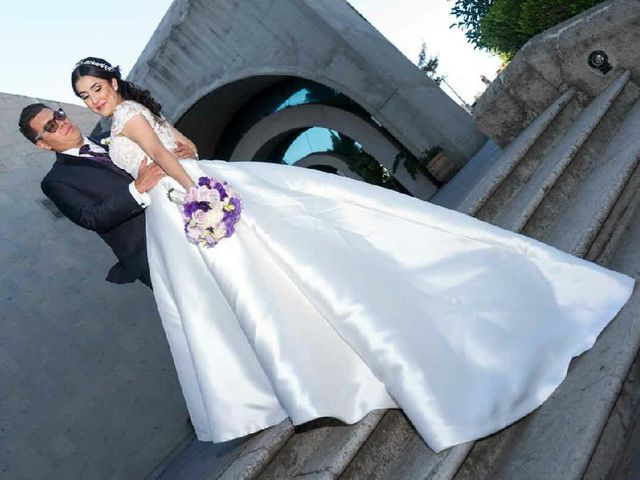 La boda de Ernesto y Alejandra en Ecatepec, Estado México 4
