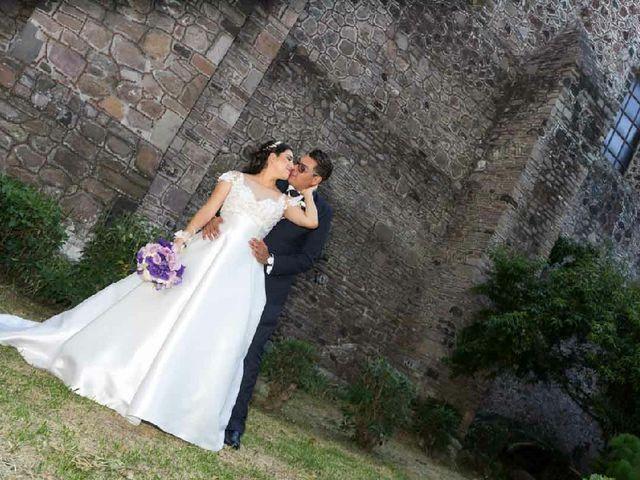 La boda de Ernesto y Alejandra en Ecatepec, Estado México 6