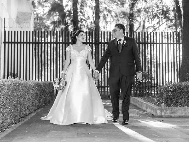 La boda de Ernesto y Alejandra en Ecatepec, Estado México 7