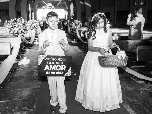 La boda de Ernesto y Alejandra en Ecatepec, Estado México 9