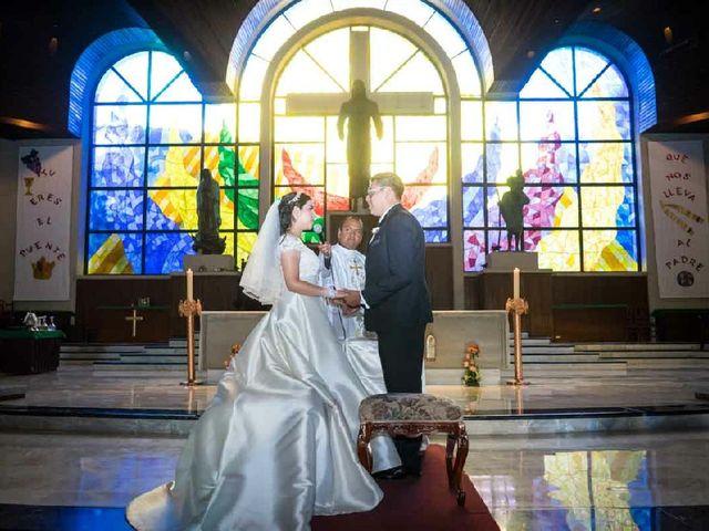 La boda de Ernesto y Alejandra en Ecatepec, Estado México 11