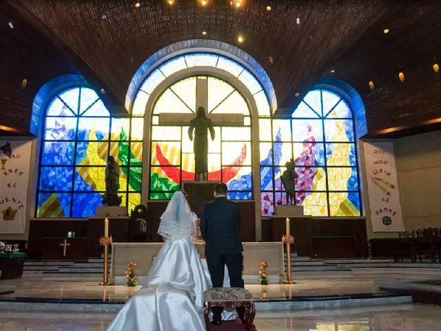 La boda de Ernesto y Alejandra en Ecatepec, Estado México 12