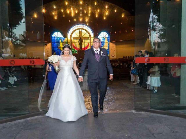 La boda de Ernesto y Alejandra en Ecatepec, Estado México 14