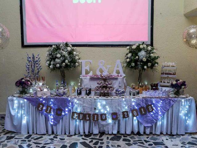 La boda de Ernesto y Alejandra en Ecatepec, Estado México 15