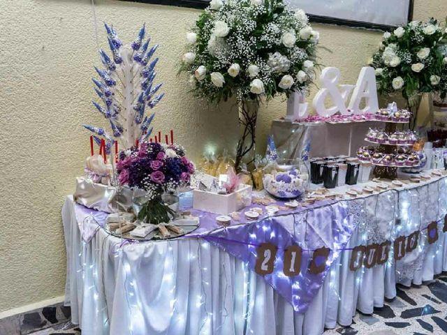 La boda de Ernesto y Alejandra en Ecatepec, Estado México 17