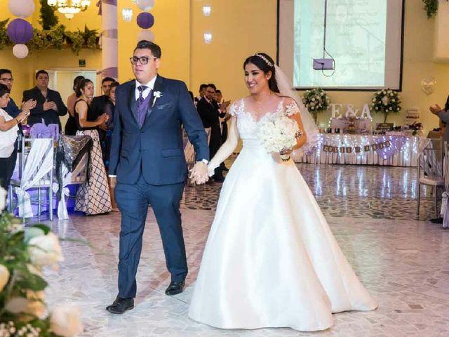 La boda de Ernesto y Alejandra en Ecatepec, Estado México 19