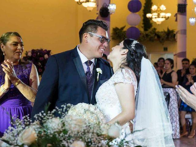 La boda de Ernesto y Alejandra en Ecatepec, Estado México 20
