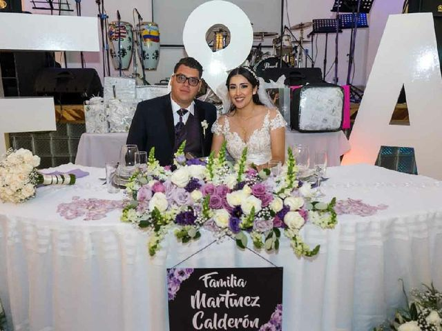 La boda de Ernesto y Alejandra en Ecatepec, Estado México 21