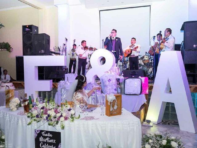 La boda de Ernesto y Alejandra en Ecatepec, Estado México 22
