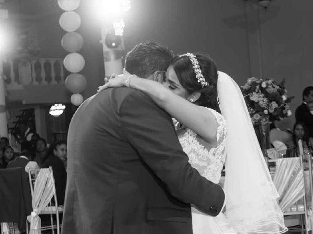 La boda de Ernesto y Alejandra en Ecatepec, Estado México 25