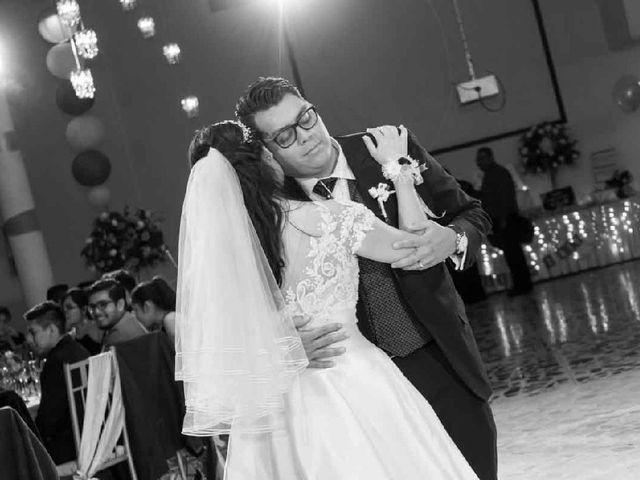 La boda de Ernesto y Alejandra en Ecatepec, Estado México 26
