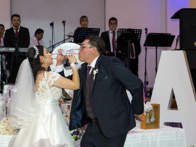 La boda de Ernesto y Alejandra en Ecatepec, Estado México 27