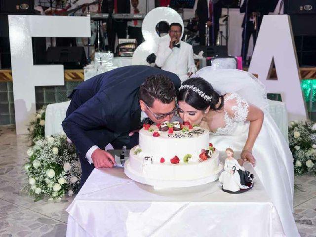 La boda de Ernesto y Alejandra en Ecatepec, Estado México 29
