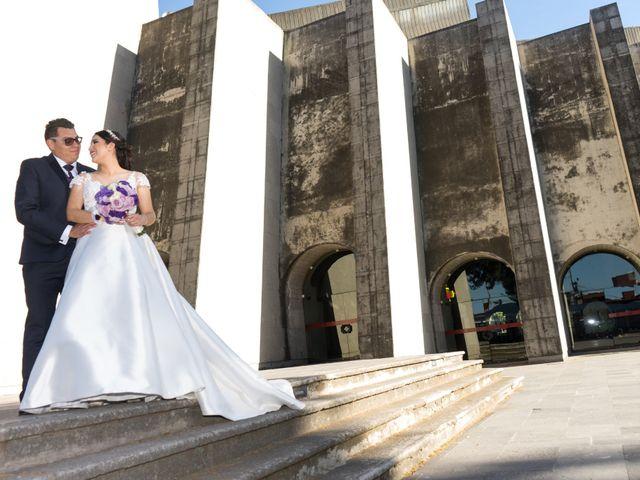 La boda de Ernesto y Alejandra en Ecatepec, Estado México 30