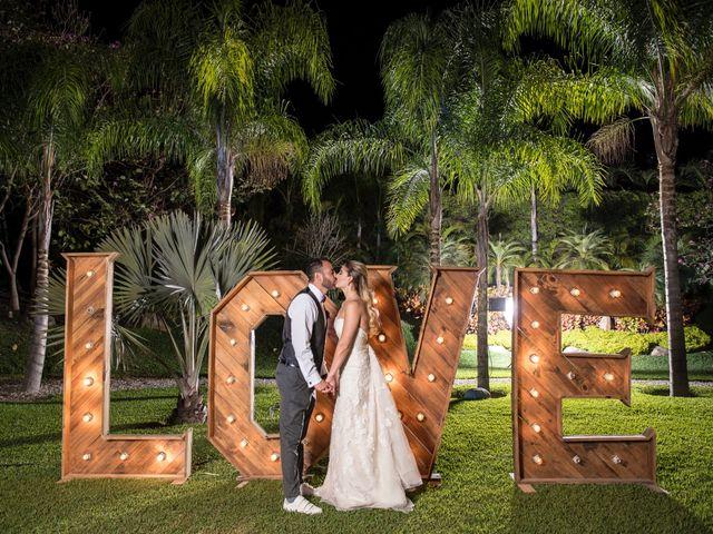 La boda de Fernanda y Alfonso