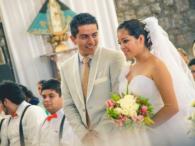 La boda de Sandra y Jona