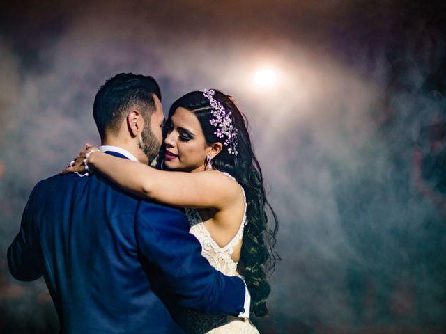 La boda de Danitzia y Fernando