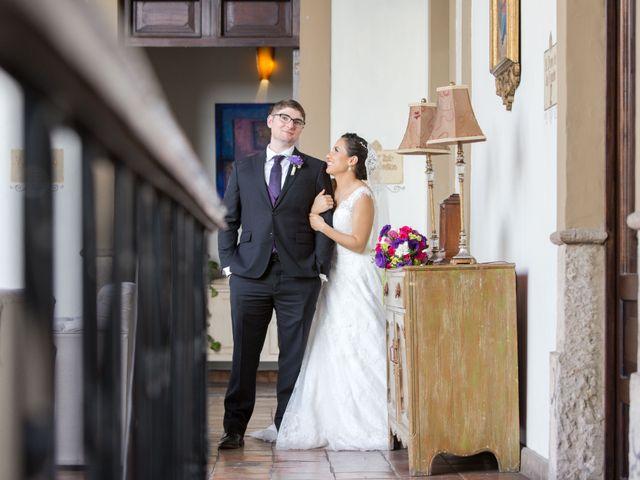 La boda de Mattiew y Fabiola en Guadalajara, Jalisco 1