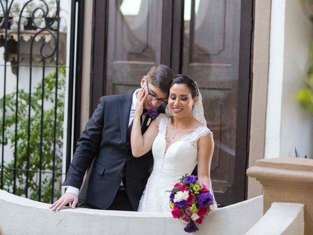 La boda de Fabiola y Mattiew