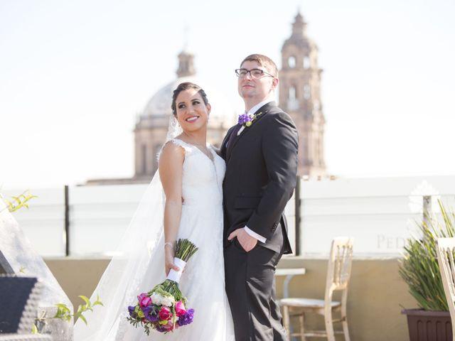 La boda de Mattiew y Fabiola en Guadalajara, Jalisco 2