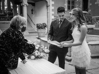 La boda de Andrea y Fer 1