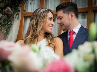 La boda de Andrea y Fer 2