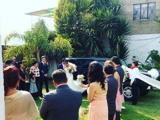 La boda de Janette y Alfonso  1