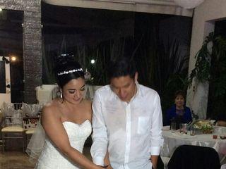 La boda de Janette y Alfonso  2