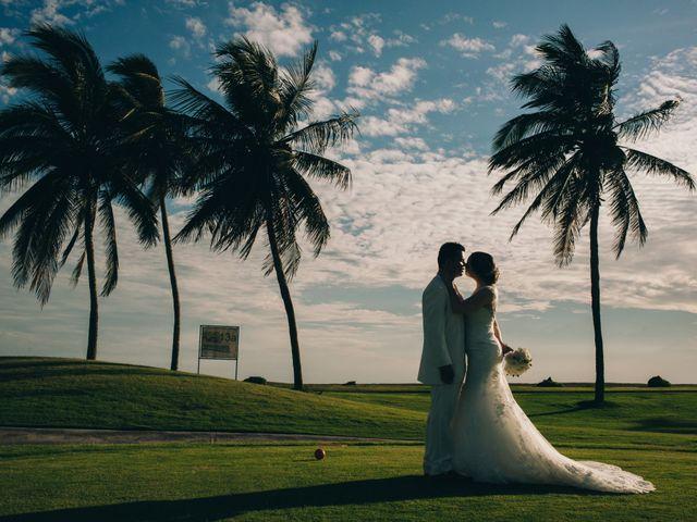 La boda de Angélica y Marte