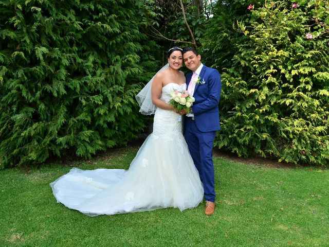 La boda de Janette y Alfonso