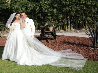La boda de Herandy y Roberto