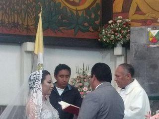 La boda de Nallely  y Efraín  1