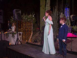 La boda de Nora y Eduardo 1