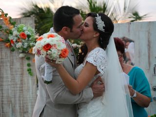 La boda de Pris y Vixo