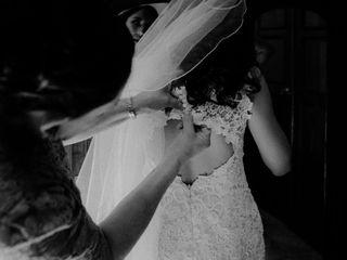 La boda de Cintya y Uriel 2