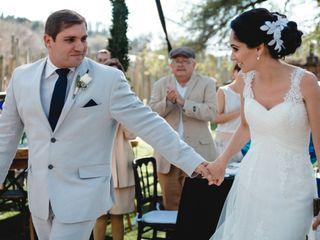 La boda de Ale y Toni