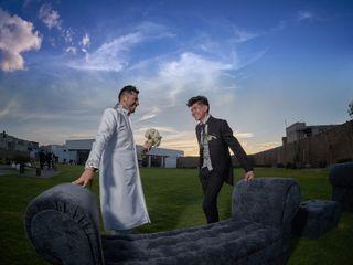 La boda de Carlos y Sergio