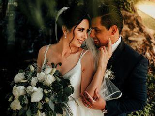 La boda de Ariadna y Adrián