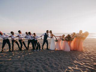 La boda de César y Khrista