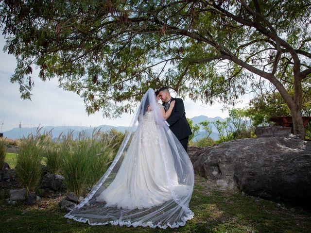 La boda de Dorle y Erick