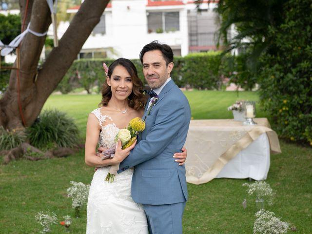 La boda de Isela y Erick
