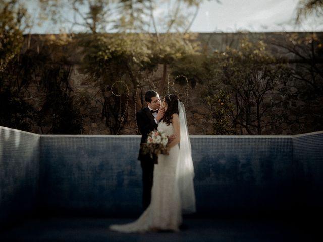La boda de Cintya y Uriel