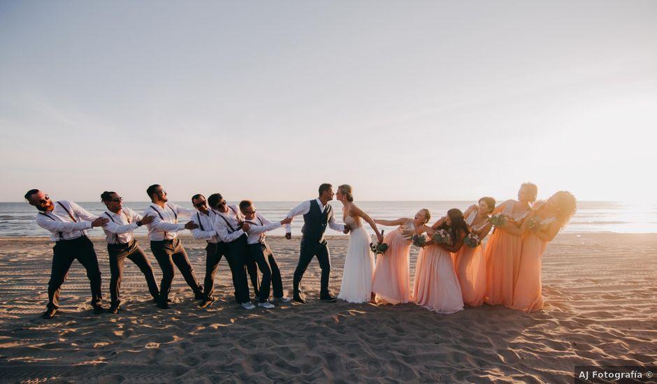 La boda de Khrista y César en Acapulco, Guerrero
